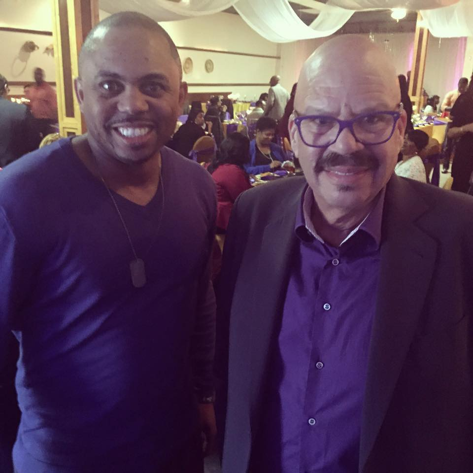 Yonni Rude & Tom Joyner 2015